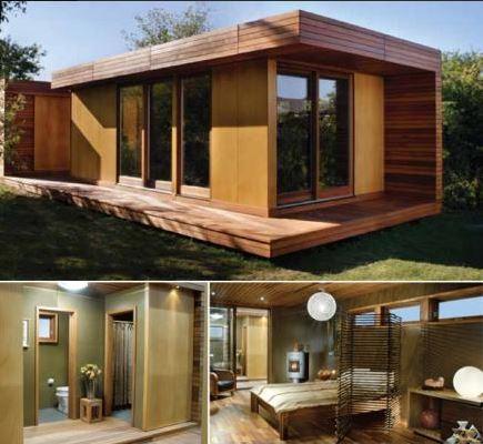 Casa lemn 42mp