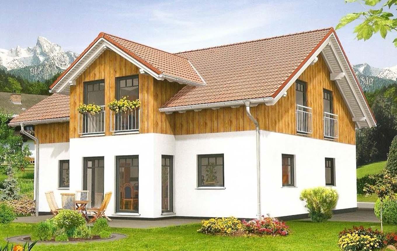 Casa lemn 168mp
