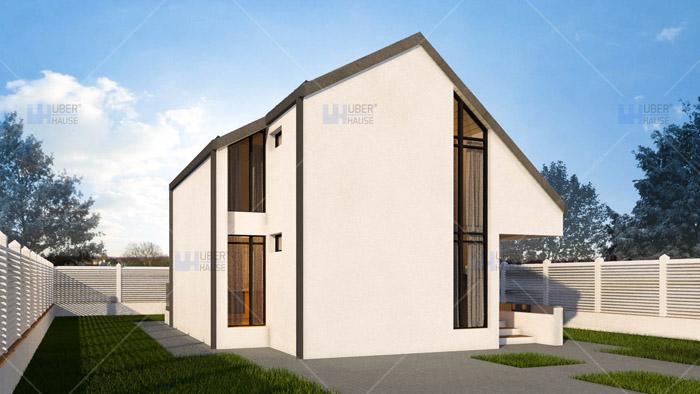Casa parter + mansarda (100 mp) - Anais