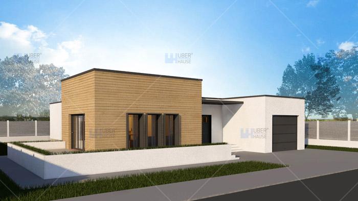 Proiect casa parter (143 mp) – Meza
