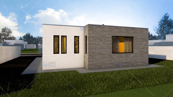 Proiect casa parter (88 mp) – Minimus
