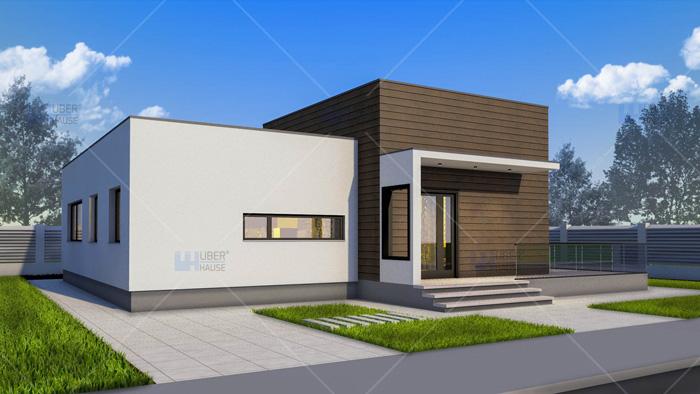 Proiect casa parter (100 mp ) – Nadira