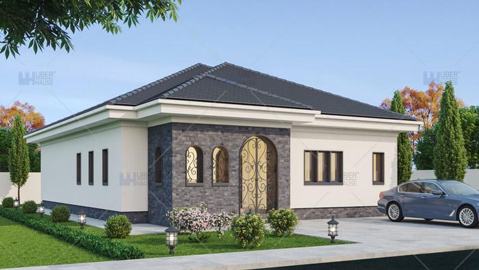 Proiect casa parter (119 mp) – Irma