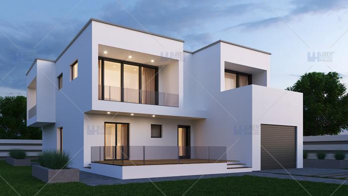 Casa parter + etaj (187 mp) – Herra