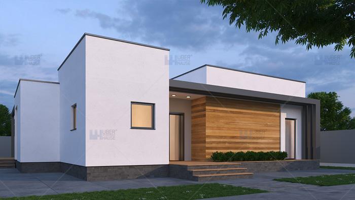 Proiect casa parter (128 mp) – Flatro