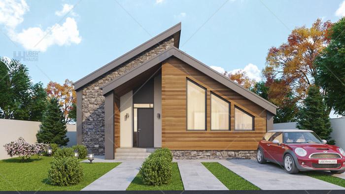 Proiect casa parter (96 mp) – Martiva